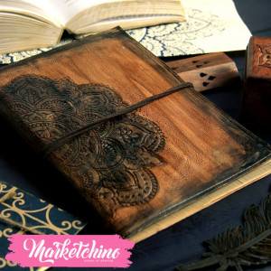 Leather Notebook-622