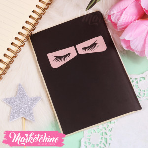 Notebook-Black-Small