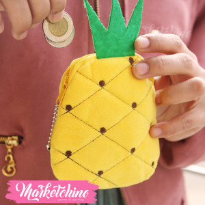 Coins Holder-Pineapple
