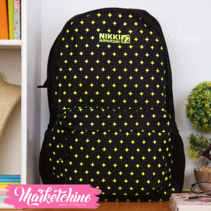 Backpack-Nikki-Black-Star