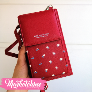 Wallet-Red