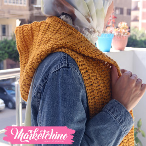 Scarf-Yellow