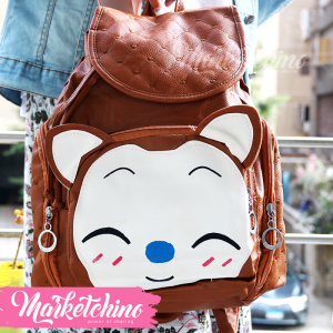 Backpack-bear-brown