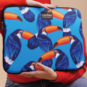LapTop Sleeve-Tucan-15.6 Inch