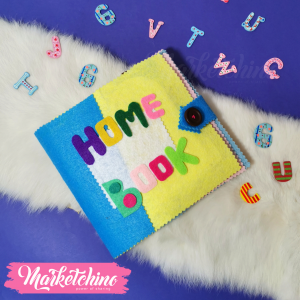 Home Book For Kids