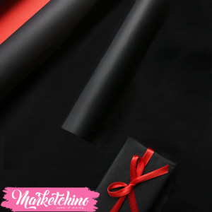 Gift wrapping Paper-Black