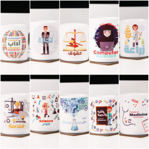 Printed Mug-Faculty