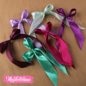 Ribbon-Gift Box-Colorful ( Large-one piece )
