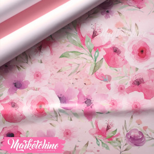 Gift wrapping Paper-Flower 3