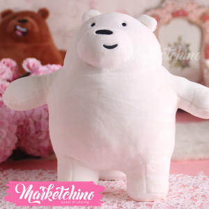 Toy -We Bare Bears-Ice Bear