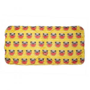 Car Sun Blocker-Water Melon-Yellow