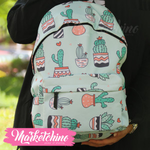 Backpack-Cactus
