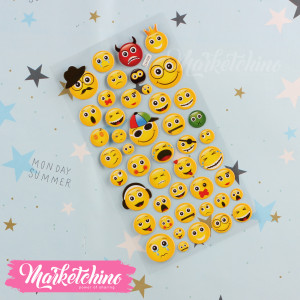 Stickers-Smile Face 16
