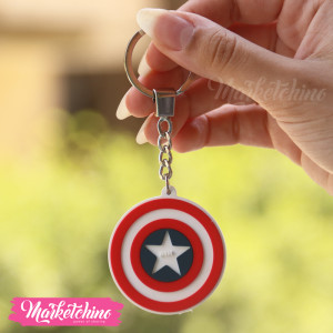 Keychain-Captain America