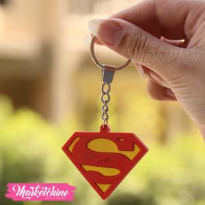 Keychain-Super Man