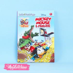mujala-Mickey&Friends English