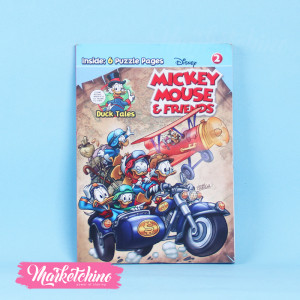 mujala-Mickey&Friends English-Duck Tales 2
