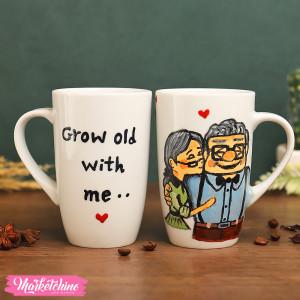 Oxford Porcelain Mug-Be Your Kind