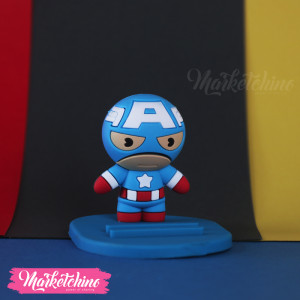 Stand Mobil-Captain America-Blue