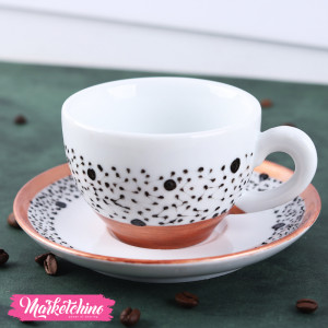Cup&Plate-Dotted