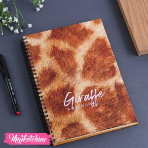 NoteBook-Giraffe Sleeve