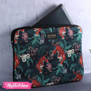 LapTop Sleeve -Tiger -15.6 Inch
