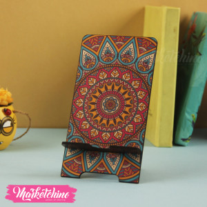 Mobile Stand-Islamic Pattern