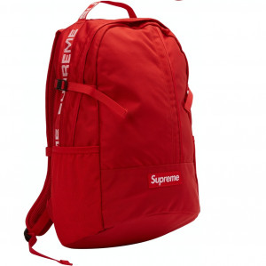 Backpack-Supreme-Red