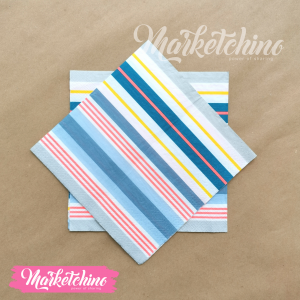 Tissue for Decoupage-Colorful