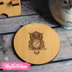 Coaster Owl