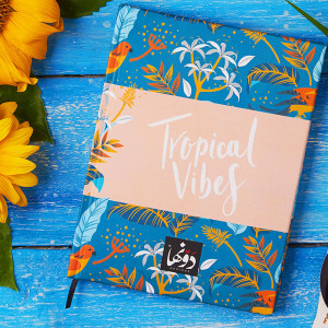 Notebook-Marine Tropical