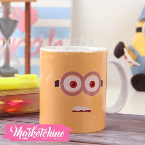 Printed Mug-Minions-Yellow