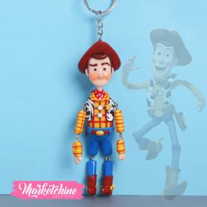 Keychain-Woody