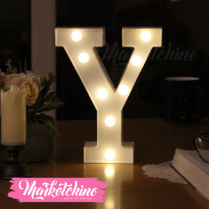Decorative Letter Y