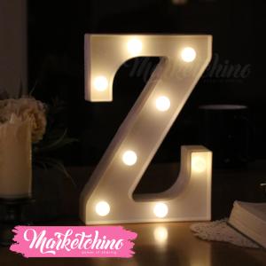 Decorative Letter Z