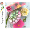 Hand Made Soap-Bouquet Package ( 4)