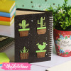 Sketch Book-Wood-Cactus