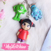 Keychain-Polymer Clay-Boo-Mared-Shalapy