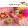 Hand Made Soap-Delights Package