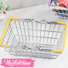 Stainless steel Basket-Yellow