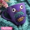 Ceramic Mug-Boo
