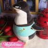Toy Penguin-Bule