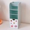 Crochet Basket-Red