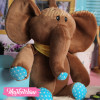 Toy-Elephant-Brown