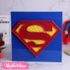 String Art-Tableau-SuperMan