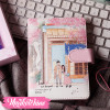 Note Book-Couple-Pink