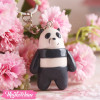 Keychain-We Bare Bears-Panda
