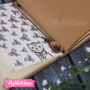 Leather Sketch Book-Cat