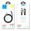 JoyRoom-5A Supper Fast Charging CABLE (S-m379) - Silver (Micro usb)