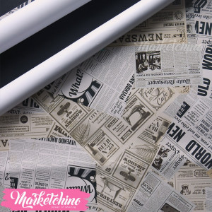 Gift wrapping Paper-News